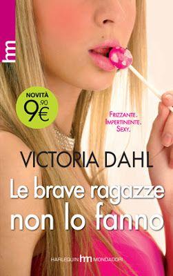 La Nuda Essenza dei Libri: Victoria Dahl