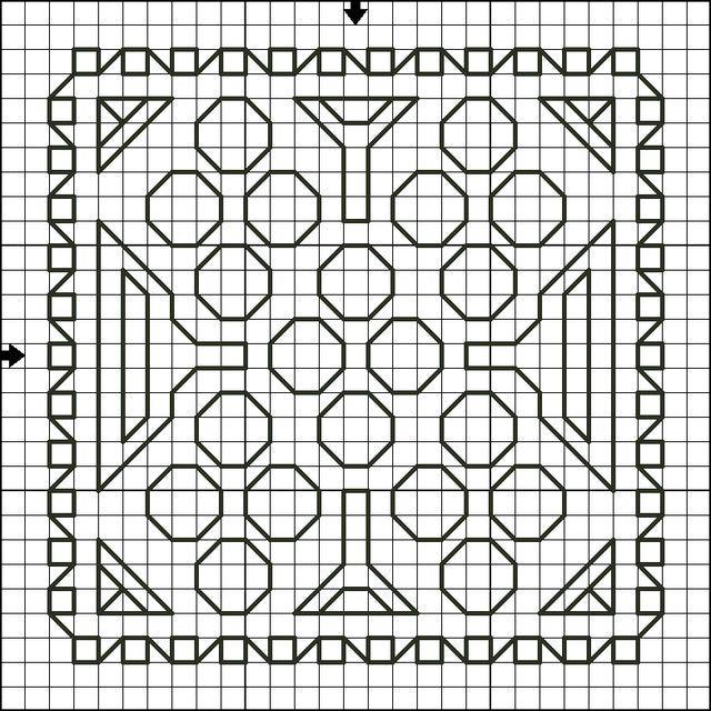 Free Backstitch Motif Patterns - Free Printable Back Stitch Charts ...