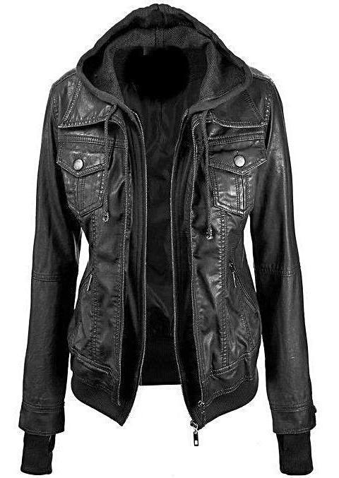 dc7db0917 Annalise Womens Leather Jacket | Women Jackets | Fashion, Faux ...