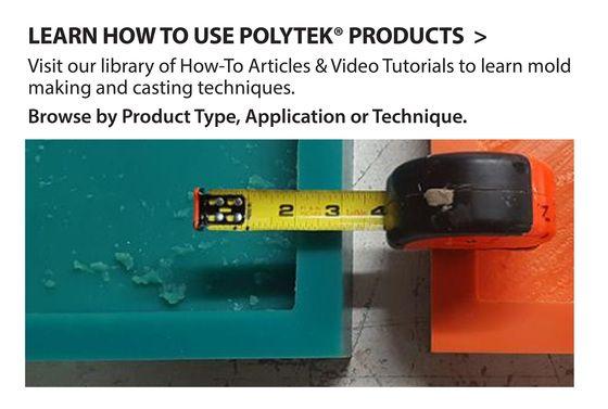 Polytek Development Corp Mold Making Amp Casting