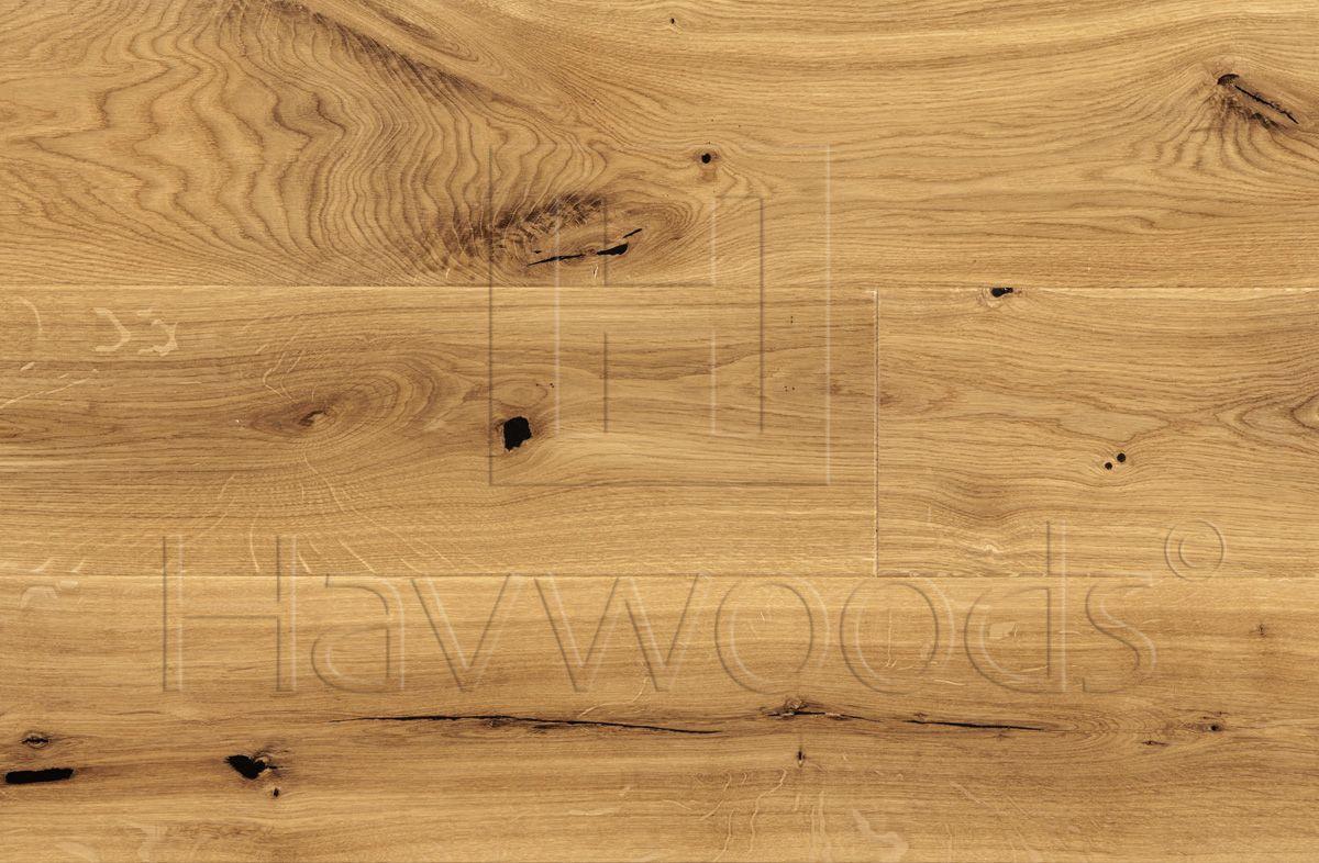 Hw2140 Castellar Pureplank 1 Strip European Oak Rustic Grade Natural Oiled Surface Brushed Engineered Wood Floo Engineered Wood Floors Flooring Engineered Wood