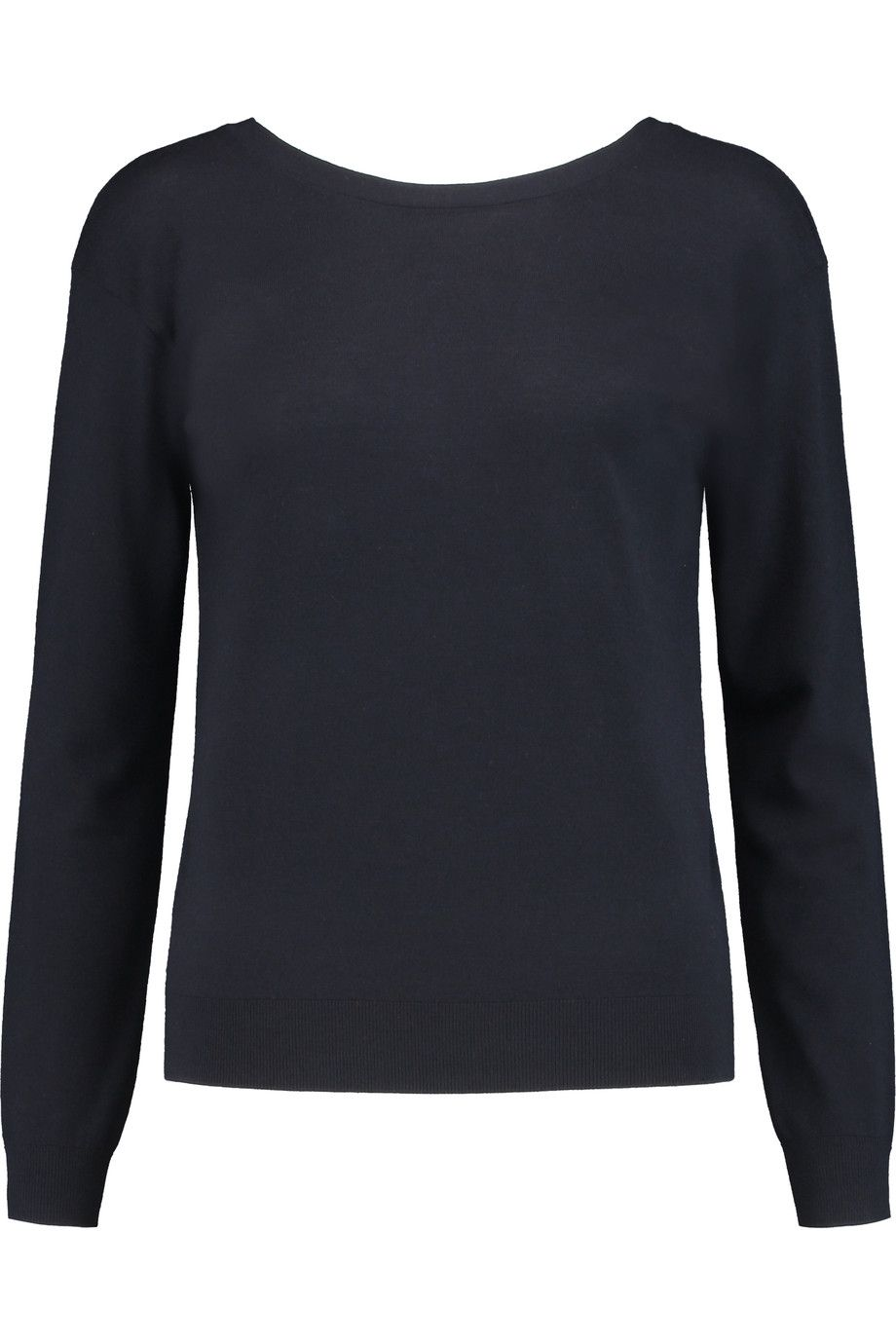 THEORY Karinalee stretch-wool sweater. #theory #cloth #sweater