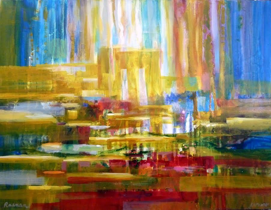 12 best Yoram Raanan Paintings images on Pinterest   Jewish art, Art ...
