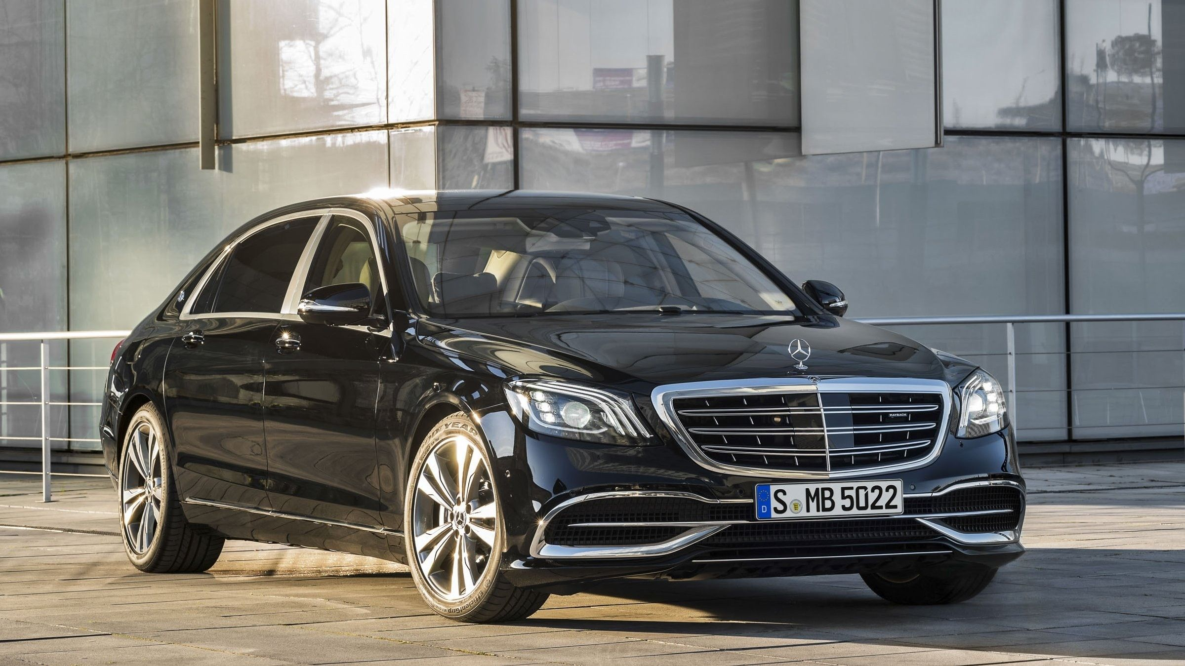 2018 Mercedes Maybach S560 4matic Overview And Price Car Review
