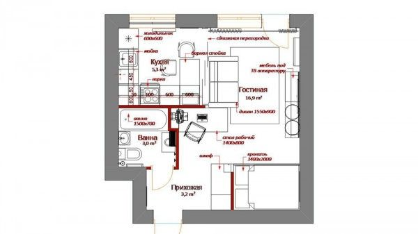 4 Inspiring Home Designs Under 300 Square Feet (With Floor Plans