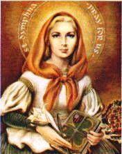 Patron saint of the ill