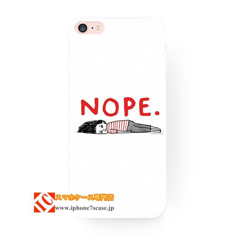 iphoneX/8/6 s ケースイラスト風わがまま会社に行きたくない起き