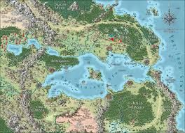 Image result for 13th age dragon empire map | D&D | Pinterest