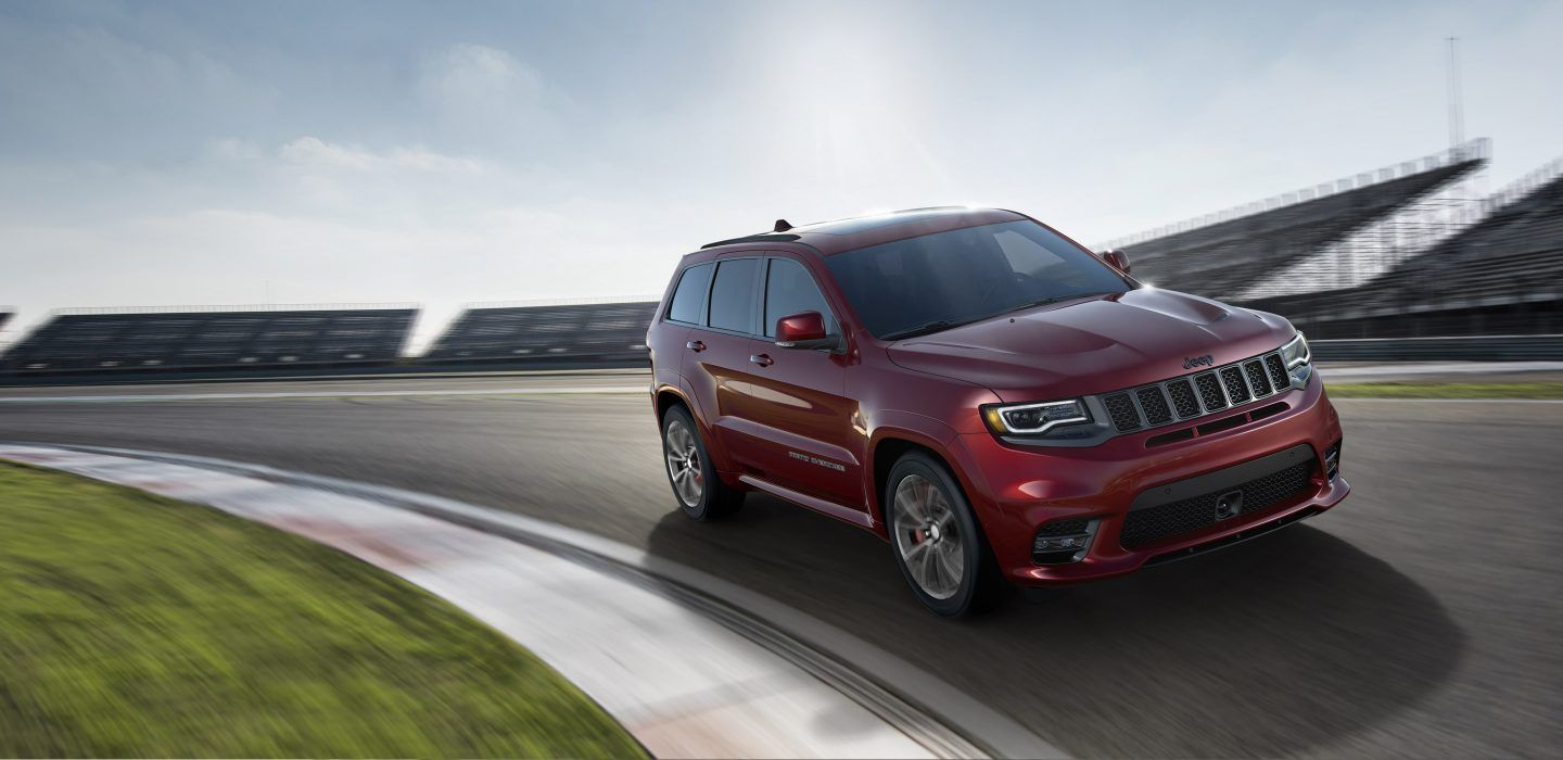 Model Year Changes For 2018 Jeep Grand Cherokee Srt The 2018 Jeep