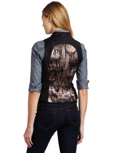 26cb2ffd6d1ee6 Amazon.com  Ted Baker Women s Nephi Waistcoat  Clothing