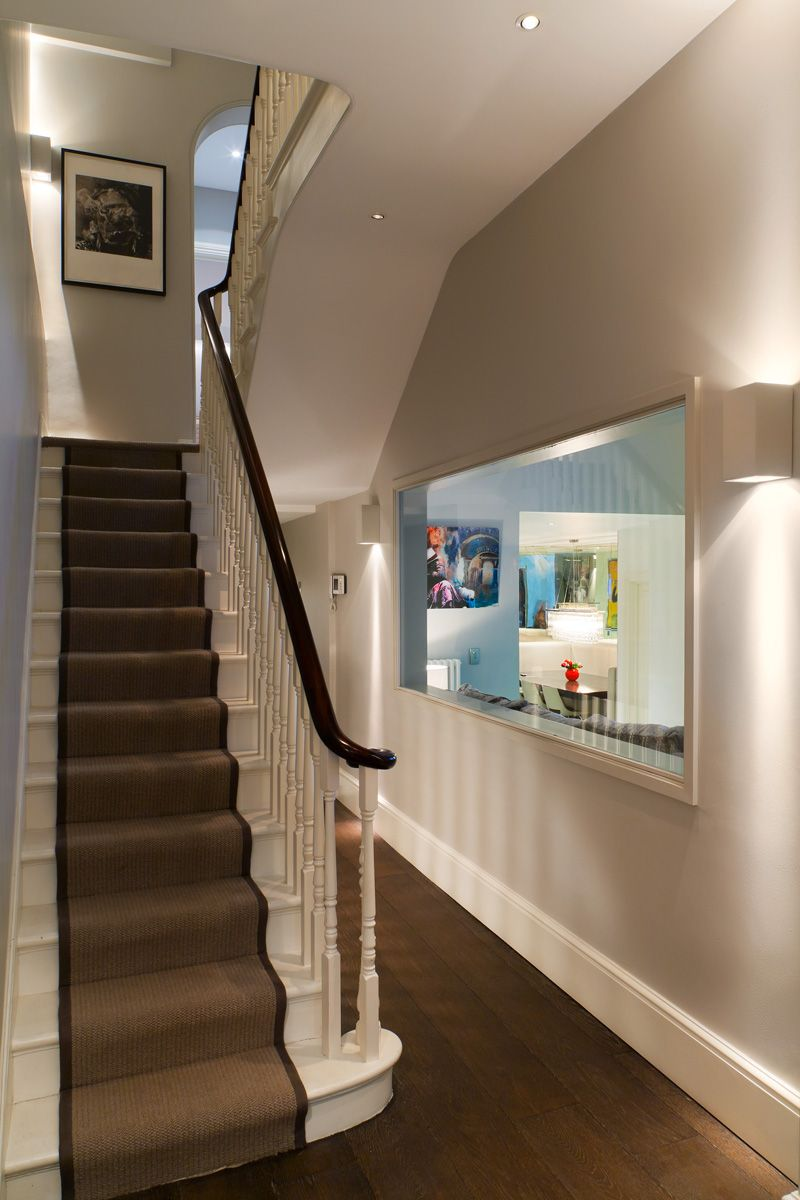 Room Lighting Design Software: Hall And Stairs Lighting Design By John Cullen Lighting