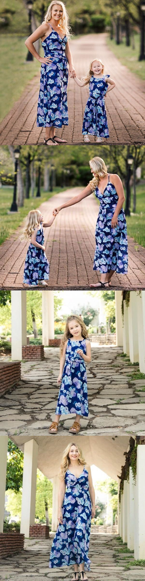 Vintage Floral Printed Strappy Maxi Dress in Blue for Mom and Me $25.99 | baby shower dress for mom winter blue #matchingoutfit #toddles #kid #baby #momandbaby #dadandbaby #family #cute #clothing #babysuit #romper #tshirt #tee #dress #fashionoftheday #picoftheday #love #bikini #summer #outfit #deal #wholesale #patpat #mother #matchingdress #womensfashion #dresslikemommy #matchymatchy #mommy #dresses #matchyfamily #daughter #matchingoutfits #motherdaughter #mommyandme #coordinating #matching #mom