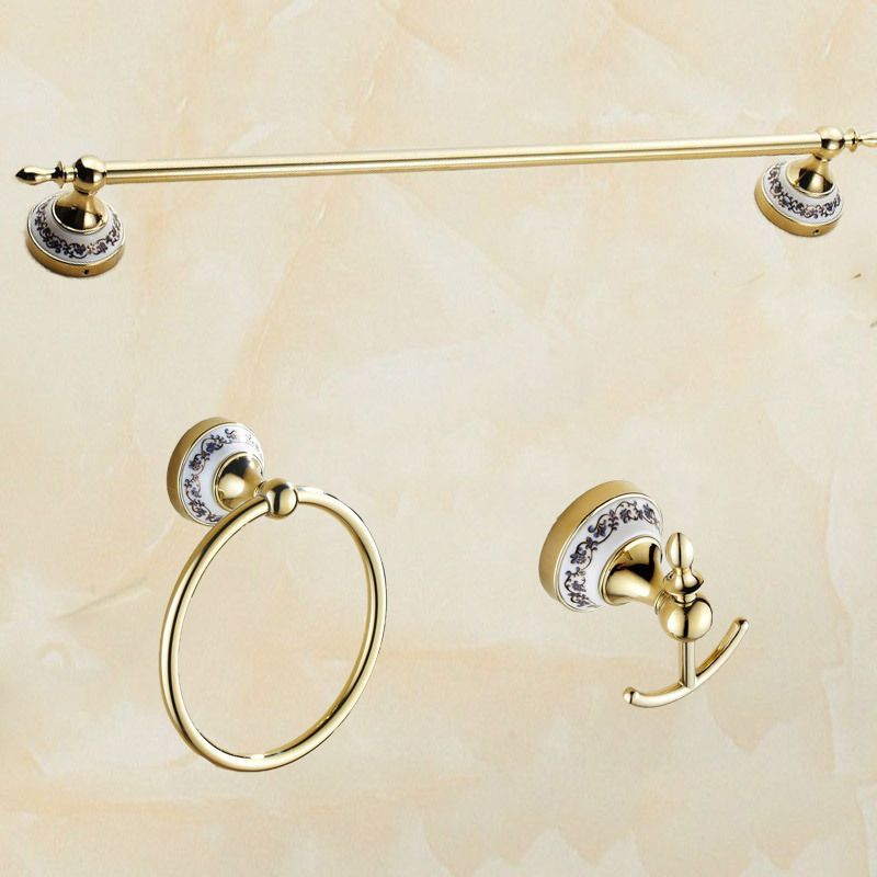 Photo of Copper Direct Selling New Acessorios De Banheiro Bathroom Hook Towel Bar Towel o…