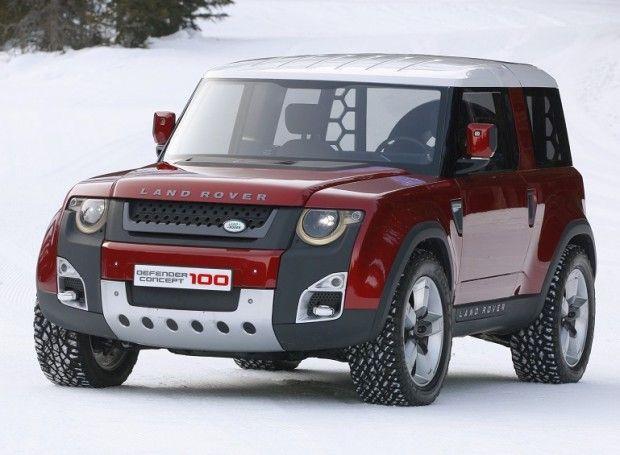 Land Rover Diz Que Nova Geracao Do Defender Sera De Limpar A