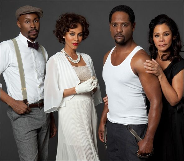 Is there a more gorgeously cast Streetcar?   An all-new production of Tennessee Williams' A Streetcar Named Desire, which stars Blair Underwood, Nicole Ari Parker and Daphne Rubin-Vega and brings a multi-ethnic frame to the New Orleans-set drama, begins Broadway previews April 3 at the Broadhurst Theatre. Read the Playbill.com story.