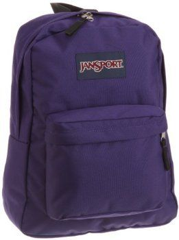 Jansport Backpack Superbreak Electric Purple « MyMallHome.com ...