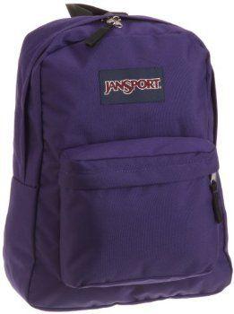 Jansport Backpack Superbreak Electric Purple « MyMallHome.com ...