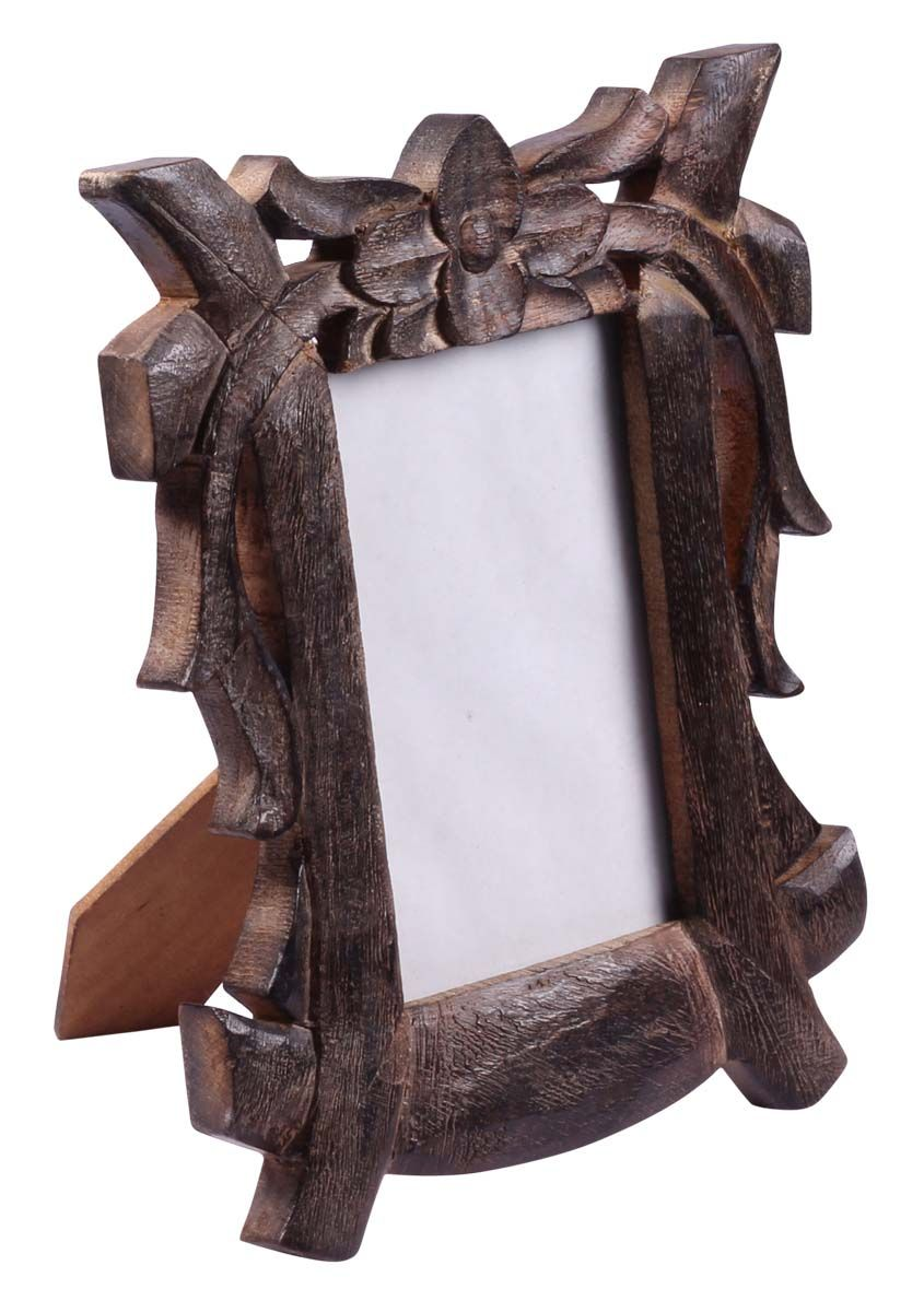 Wholesale Rectangular 4x6 Wood Photo Picture Frame With Flower M Bulk Wholesale Photo Picture Frame Supplies Home Decor Handmade Photo Frame Ideas Home