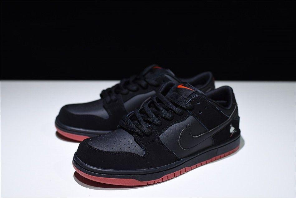 1e1ce1983b898 Jeff Staple x Nike SB Dunk Low Trd QS Black Pigeon