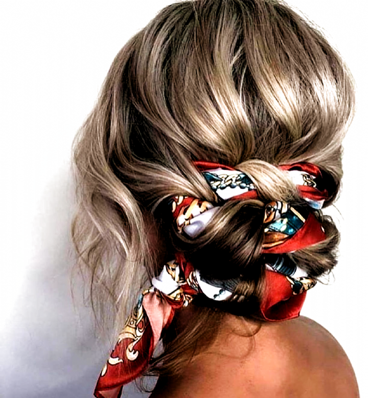 Hairstyle Ideas Instagram Hairstyle Ideas For Military Ball Hairstyle Ideas Dances Hairstyle Ideas Tutorial In 2020 Long Hair Styles Hair Styles Scarf Hairstyles