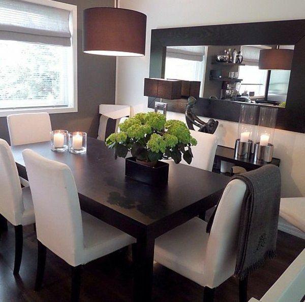 einrichtungsideen esszimmer elegante wohnideen Home decor - einrichtungsideen esszimmer