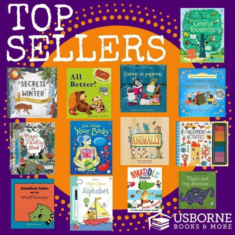 66cf3584745b7 Our Current Top Sellers!  Usborne  childrensbooks