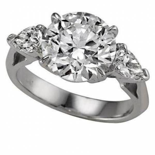 Gemstone Engagement Rings Chicago: Pin On Gale Signature Designs