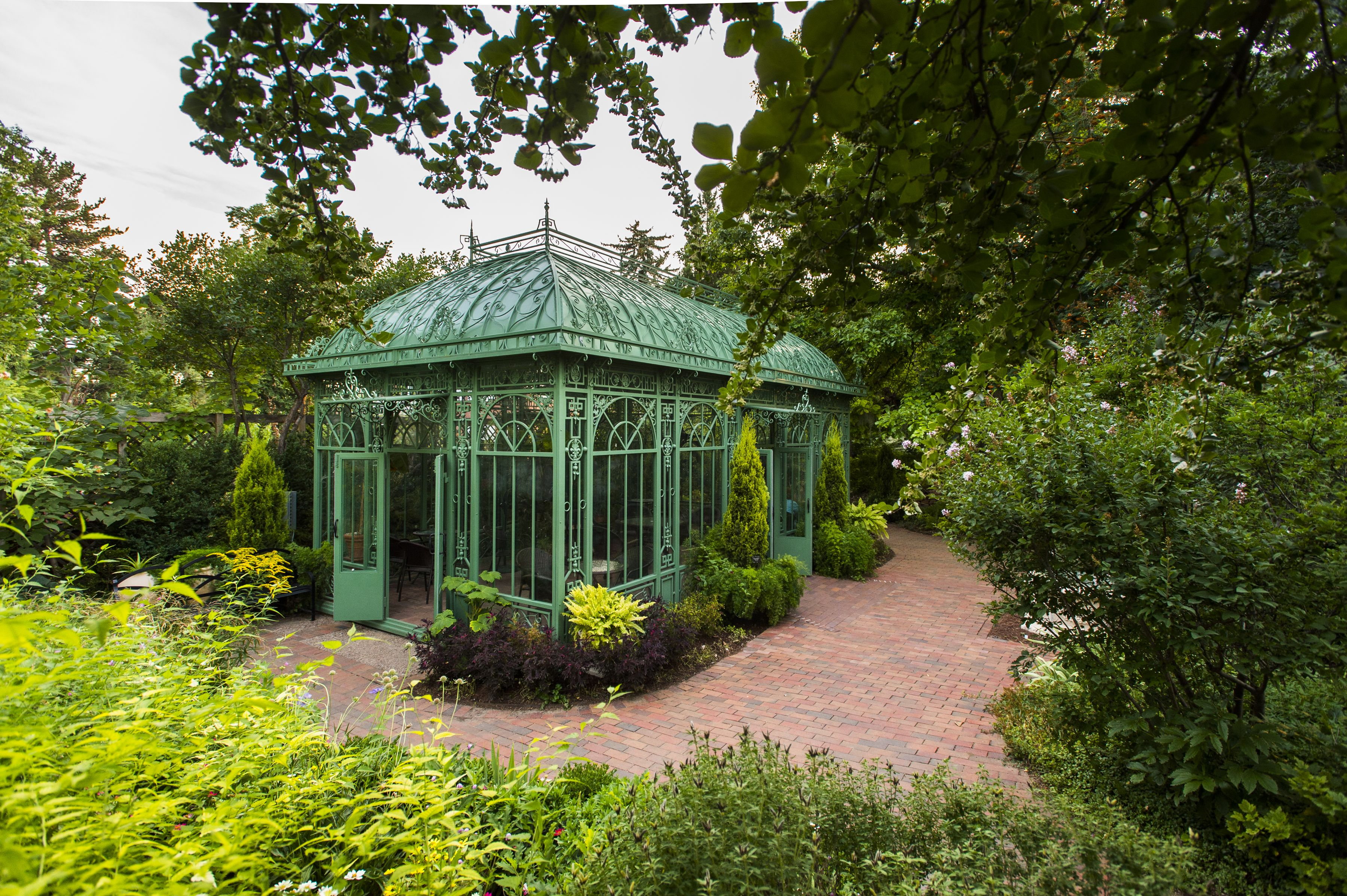 936b8c151400765b8e6cf72ed11bc5f5 - Marnie's Pavilion Denver Botanic Gardens