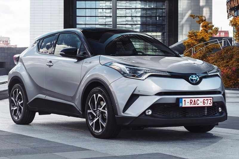 2017 Toyota Chr India Front Side Toyota Toyota Suv Car Exterior