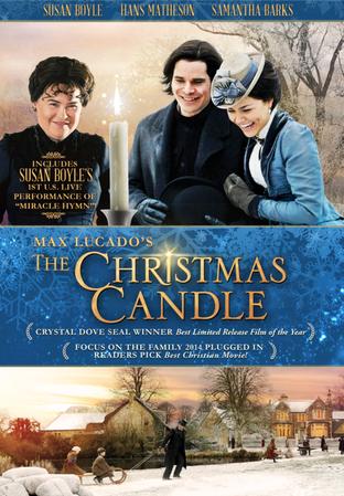 The Christmas Candle Christian Movie Max Lucado Cfdb Christelijke Films Familiefilms Kerstfilms