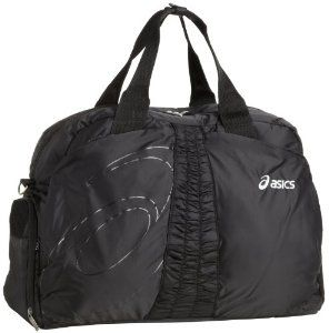 Amazon.com: Asics Court Diva Bag, Black/Black/White, All: Sports & Outdoors
