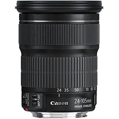 Canon Standard Zoom Lens Ef24 105mm F3 5 5 6 Is Stm Full Size Ef24 105isstm New Canon Ef Canon Lenses Canon Lens