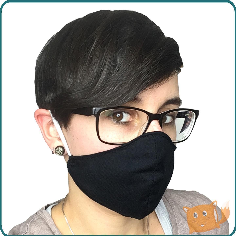 Pandemie geht auch mit Style! (Mundschutz)