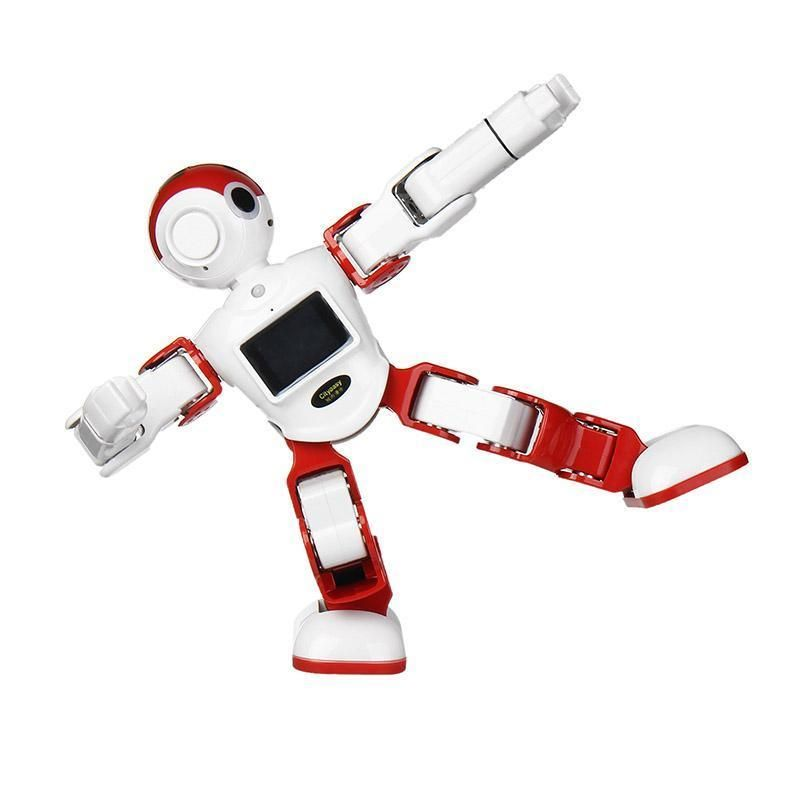 Leory Voice Control Robot Intelligent Humanoid Robot Can Programming Software App Control Security #programingsoftware
