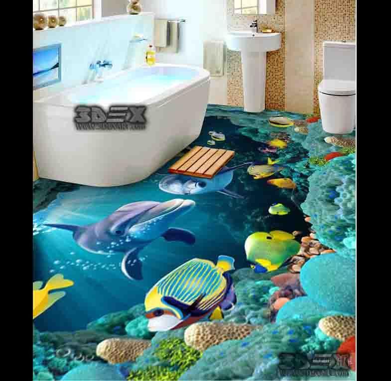 3d Flooring Design 3d Epoxy Floors For Bathroom Floor Design 3d Flooring Epoxy Floor Designs