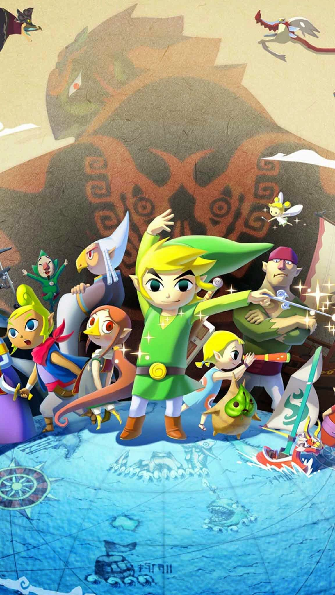Pin By Nolan Scott On Zelda With Images Wind Waker Legend Of