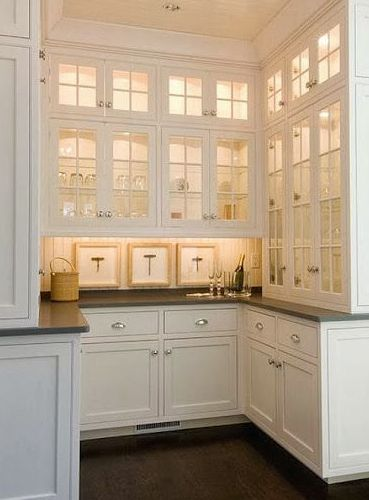 Butler S Pantry Home Kitchens Kitchen Remodel Kitchen Interior
