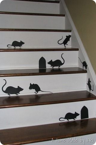 I DESPISE mice, but this is a cute idea