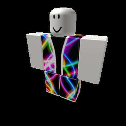 Neon Lights Suit - Pants - ROBLOX