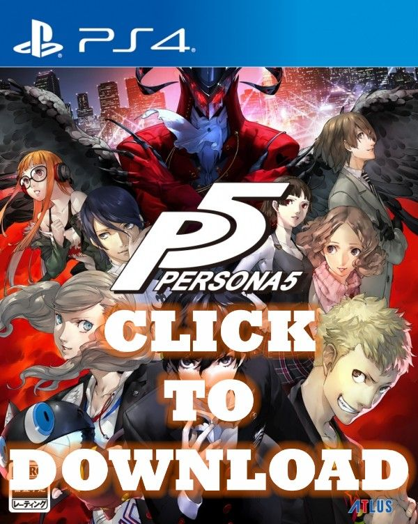 Persona 5 Free Redeem Code Psn Activation Key Persona 5 Game