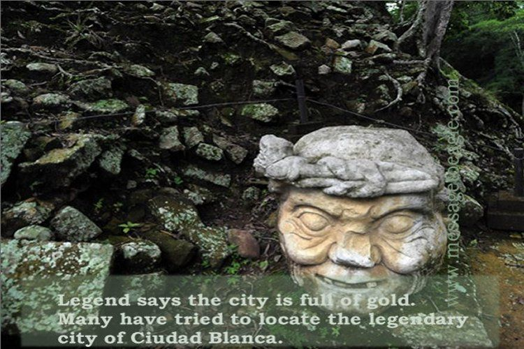 Over the past century, many explorers have claimed to have spotted the White City in the deep jungle inside the Rio Platano Biosphere Reserve on Honduras' Caribbean coast.