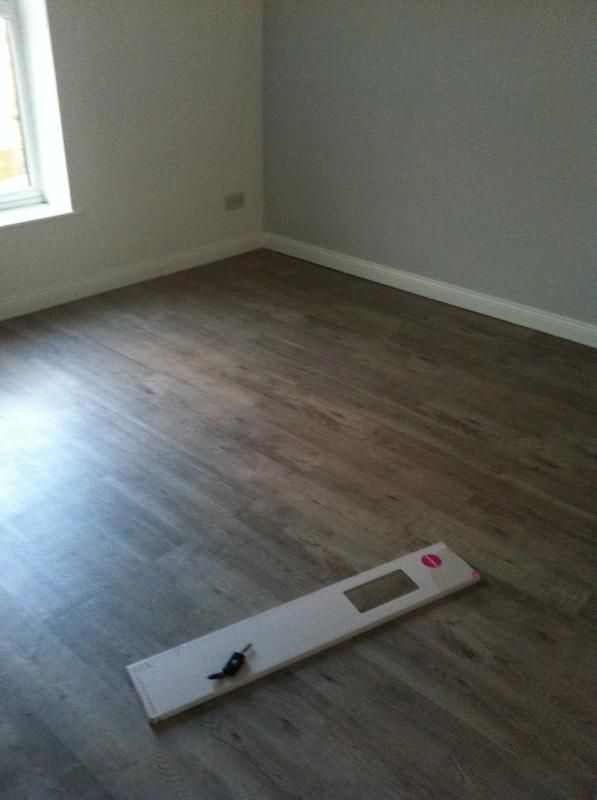 Colours Self Adhesive Grey Wood Effect Vinyl Plank 0 97m Pack Vinyl Plank Grey Wood Grey Wood Floors