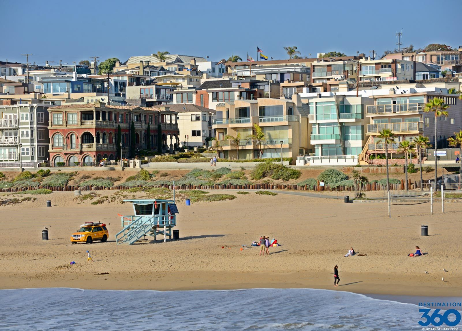Manhattan Beach California Is Located In Los Angeles County And For Those Seeking A Slice Of The L Life It S An Ideal Fit
