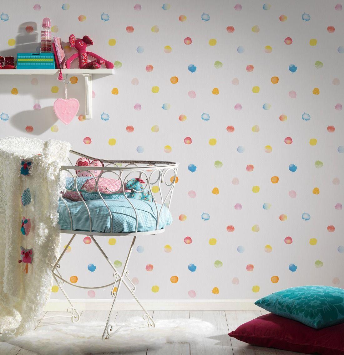 Tapeten Im Kinderzimmer Esprit Home Tapete  Mehr