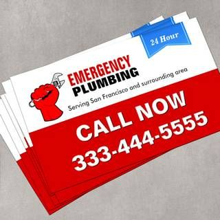 Create Your Own Plumbing Business Cards Online All Templates Are Industry Specific And Free To