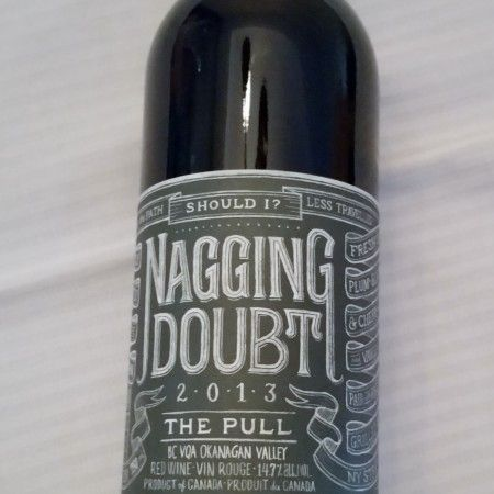 Nagging Doubt and the Pull of Wine