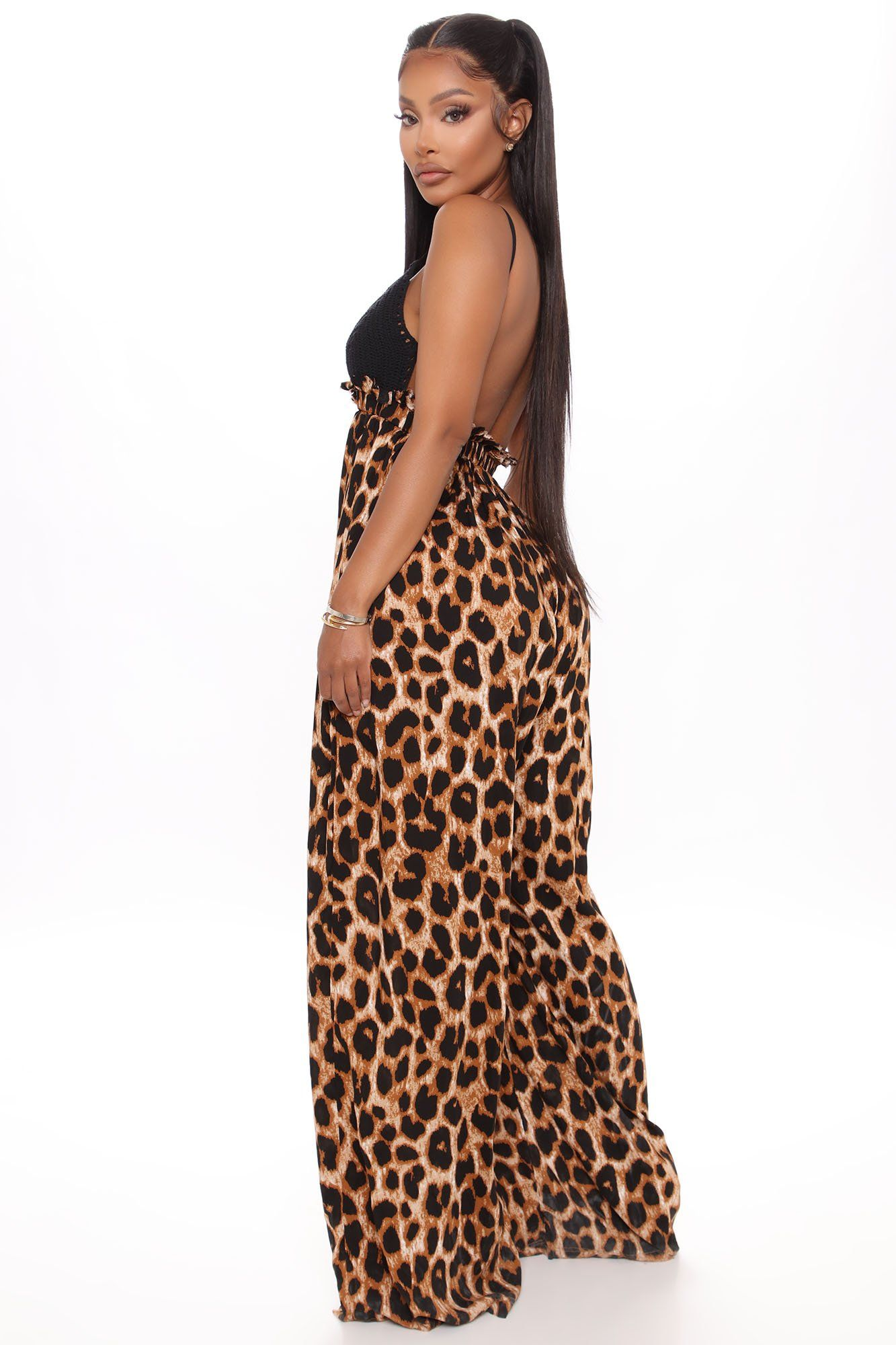 Born To Be Wild Leopard Jumpsuit Leopard in 2020