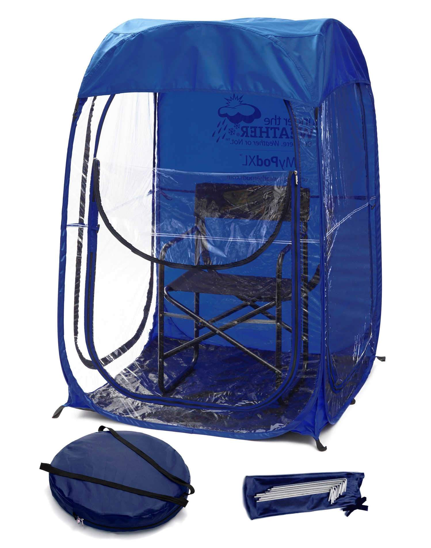 Under the Weather® Pods The original personal popup