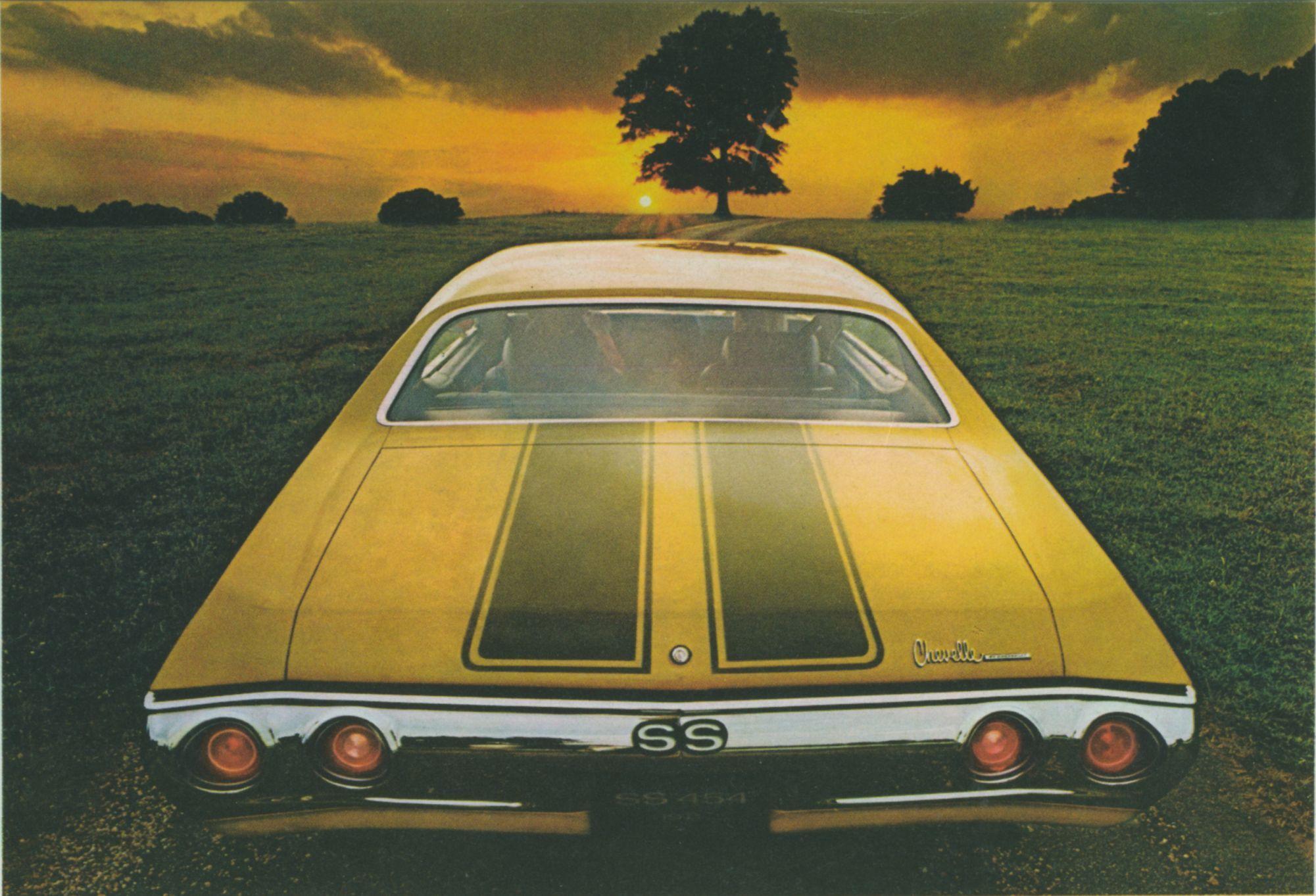 1971 Chevrolet Chevrolet Chevelle