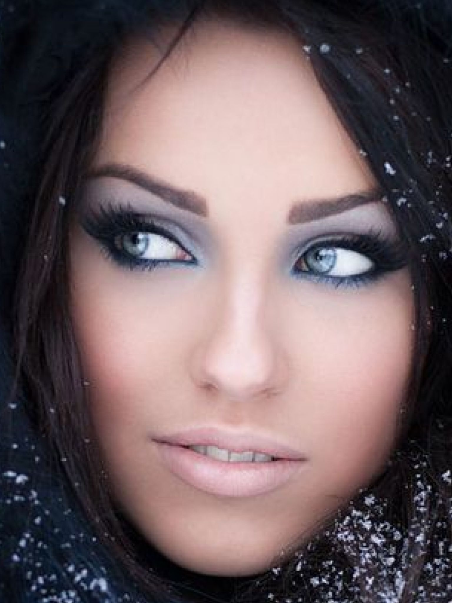 Thatus Beautiful  Pageant Headshots  Pinterest  Makeup Eye and Face